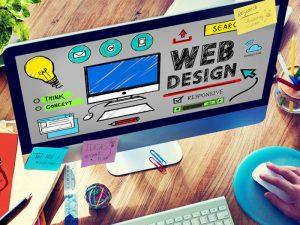 طراحی وبسایت و انواع آن